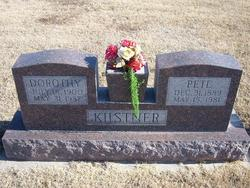 Peter Christian Pete Kiistner