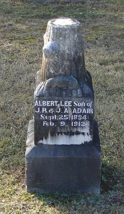 Albert Lee Adair