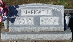 Grover G Markwell