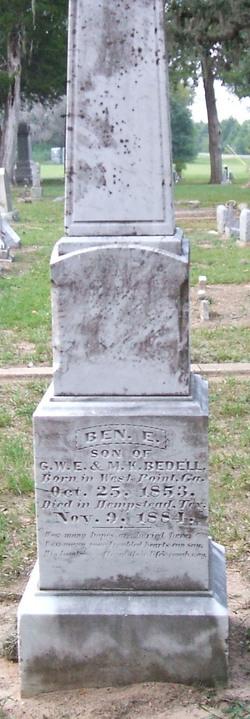 Ben E. Bedell
