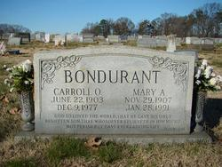 Carroll O. Bondurant