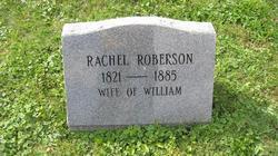 Rachel <i>Silver</i> Robertson