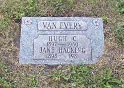 Jane Hacking <i>Bechtel</i> Van Every