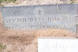 Seborn Webb Hilburn