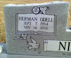Herman Odell Nipper