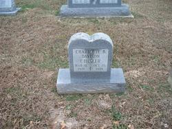 Charlotte B. <i>Davidson</i> Chisler