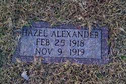 Hazel Alexander