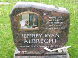 Jeffrey Ryan Albrecht