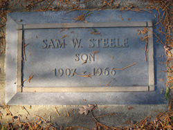 Samuel W Sam Steele