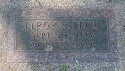 LeRoy S. Beck
