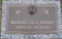 Hilda Goodloe Appleby