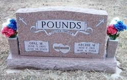 Archie McClellan Pounds