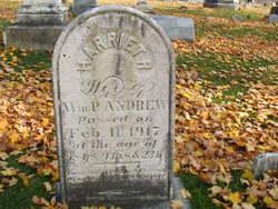 Harriet <i>Ross</i> Andrew