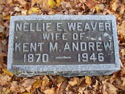 Nellie E. <i>Weaver</i> Andrew