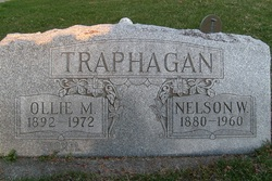 Ollie M. <i>Baker</i> Traphagan