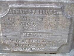 Abram P. Andrew, Sr