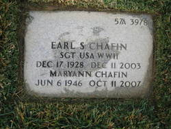 Earl S. Chafin