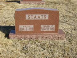 Virgil C Staats