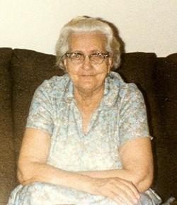 Lucy Jane <i>Burns</i> Plumley