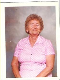 Edith Edna <i>Ferrell</i> Flemings