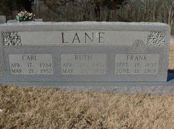 Carl Lane