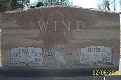 Lester Earl Wind
