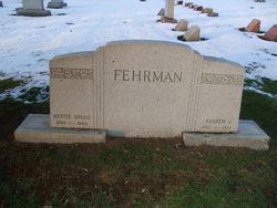 Bertie <i>Gregg</i> Fehrman