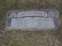 Julie Roestenburg