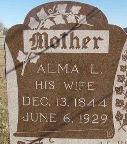 Alma Louise <i>Warriner</i> Dale