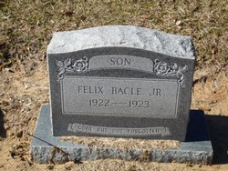 Felix Bacle, Jr