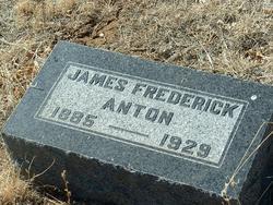 James Frederick Anton