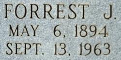 Forrest Jefferson Cyree