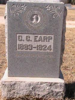 C C Earp