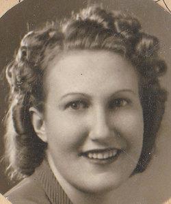 Florence LaVera Babe <i>Smith</i> Everhart