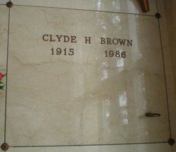 Clyde Henry Brown