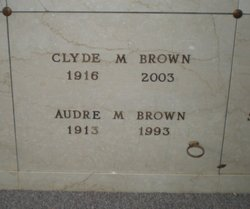 Clyde M. Brown