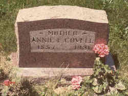 Annie Elizabeth <i>Michaels</i> Covell