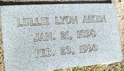 Lullie <i>Lyon</i> Aiken