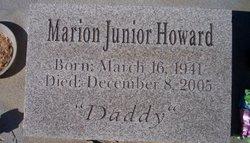 Marion Junior Howard