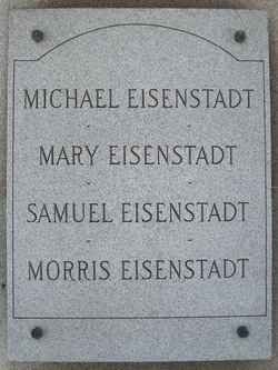 Morris Eisenstadt