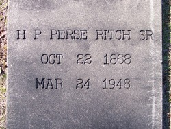 Henry Persons Perse Ritch, Sr