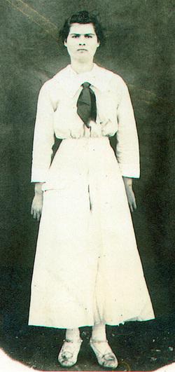 Anna Belle Burris