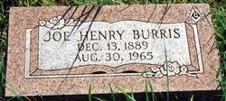 Joe Henry Burris