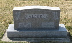 Andrew August Albers