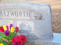John Henry Nazworth