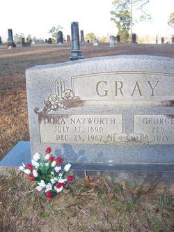 Dora Ardelle <i>Nazworth</i> Gray