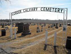 Corder Calvary Cemetery