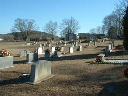 Odena Baptist Church Cemetery