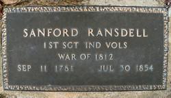 Sanford Wesley Ransdell