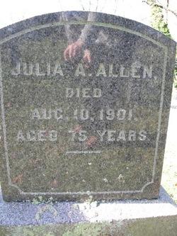 Julia A. Allen
